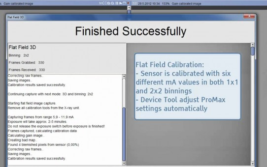 Device Tool: 3D Calibration