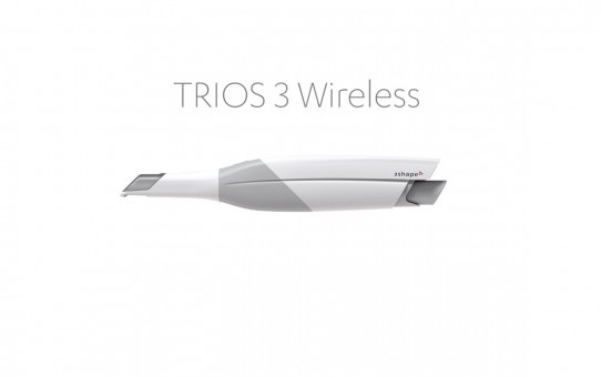 DOCTORS SEE THE TRIOS 3 WIRELESS FOR THE FIRST TIME