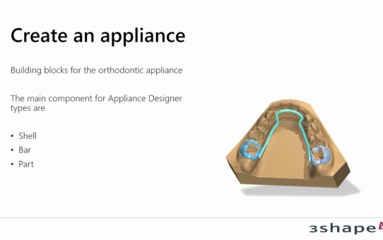 How to get started with Appliance Designer™