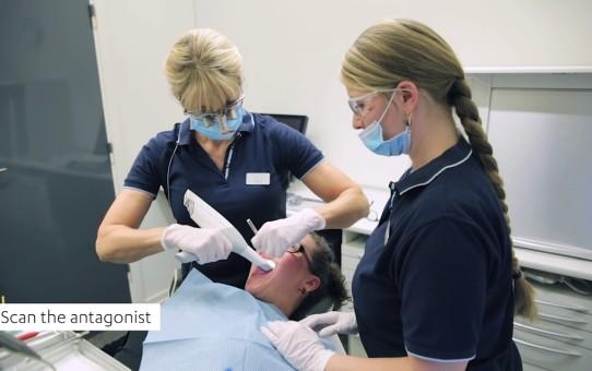 Same day dentistry with TRIOS Design Studio