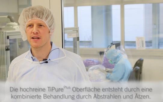 BEGO Implant Systems – We explain: TiPure Plus