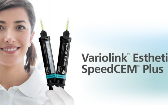 Variolink Esthetic & SpeedCEM Plus – The duo for every indication