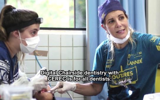 CEREC 4 ALL Dentists