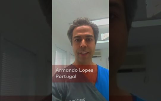 Armando Lopes: Never stop learning
