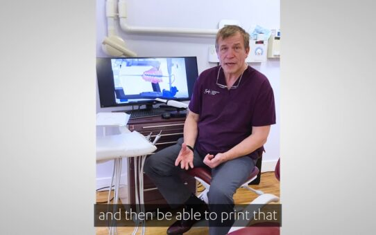 Dr. Ian Buckle's first impressions of 3Shape Splint Studio