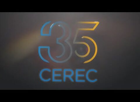 We are celebrating 35 years of CEREC!