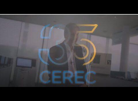 Wir feiern 35 Jahre CEREC!