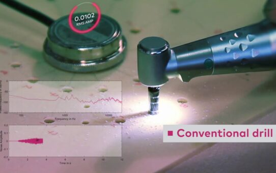 Nobel Biocare N1™ | Conventional drill compared to OsseoShaper™
