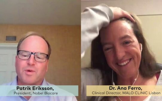 Restoration self-confidence in your patients - Dr. Ana Ferro