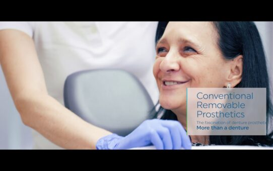 Conventional Removable Prosthetics – more than a denture