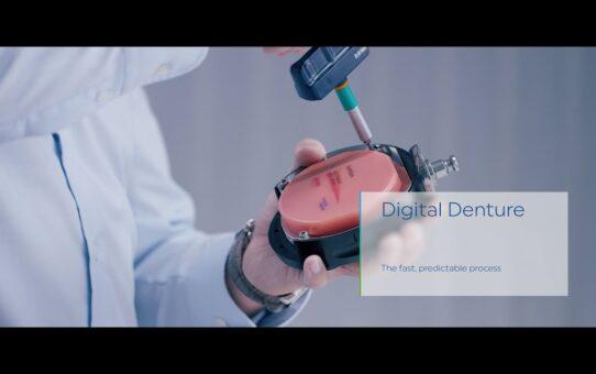 Digital Denture - The fast, predictable process