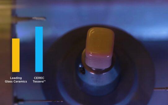 Introducing CEREC Tessera Advanced Lithium Disilicate