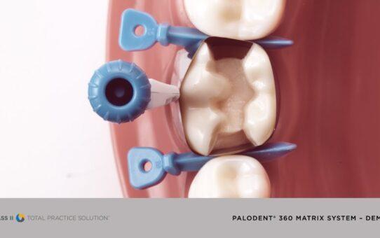 Palodent® 360 Matrix System - Demo Video | Dentsply Sirona